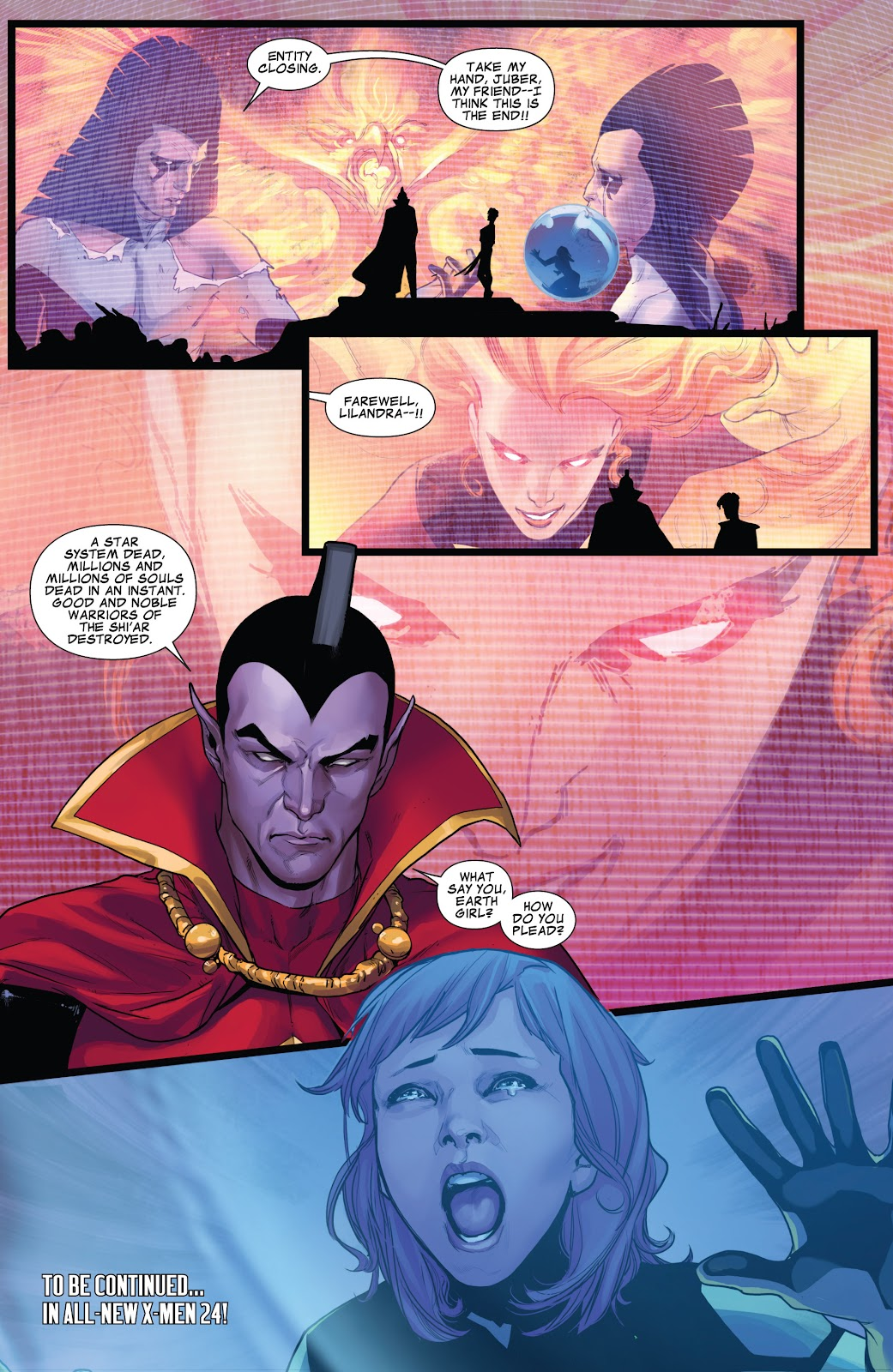 Guardians of the Galaxy/All-New X-Men: The Trial of Jean Grey issue TPB - Page 78