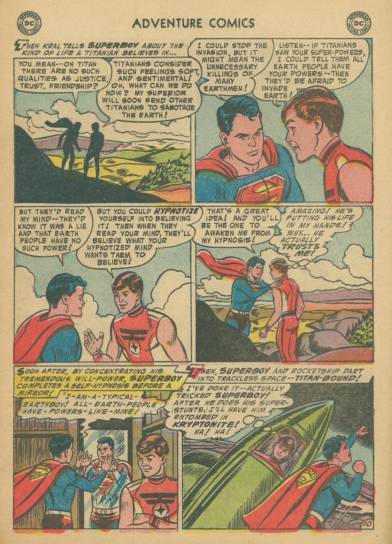 Read online Adventure Comics (1938) comic -  Issue #205 - 13