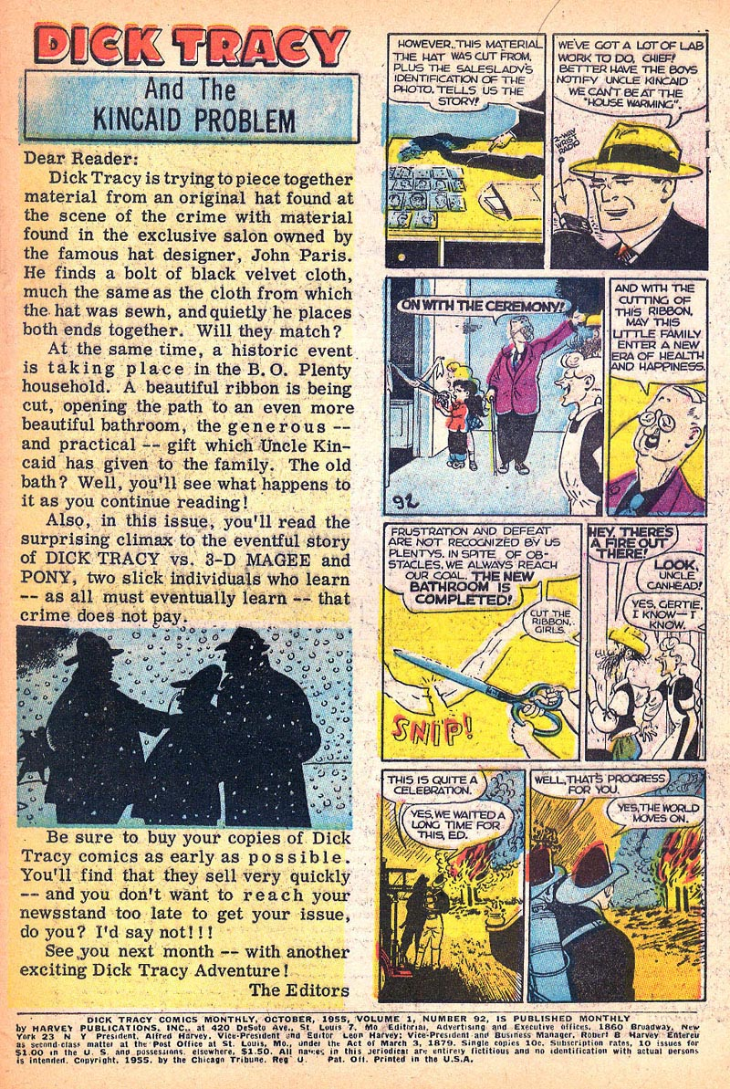Dick Tracy (1950) 92 Page 2