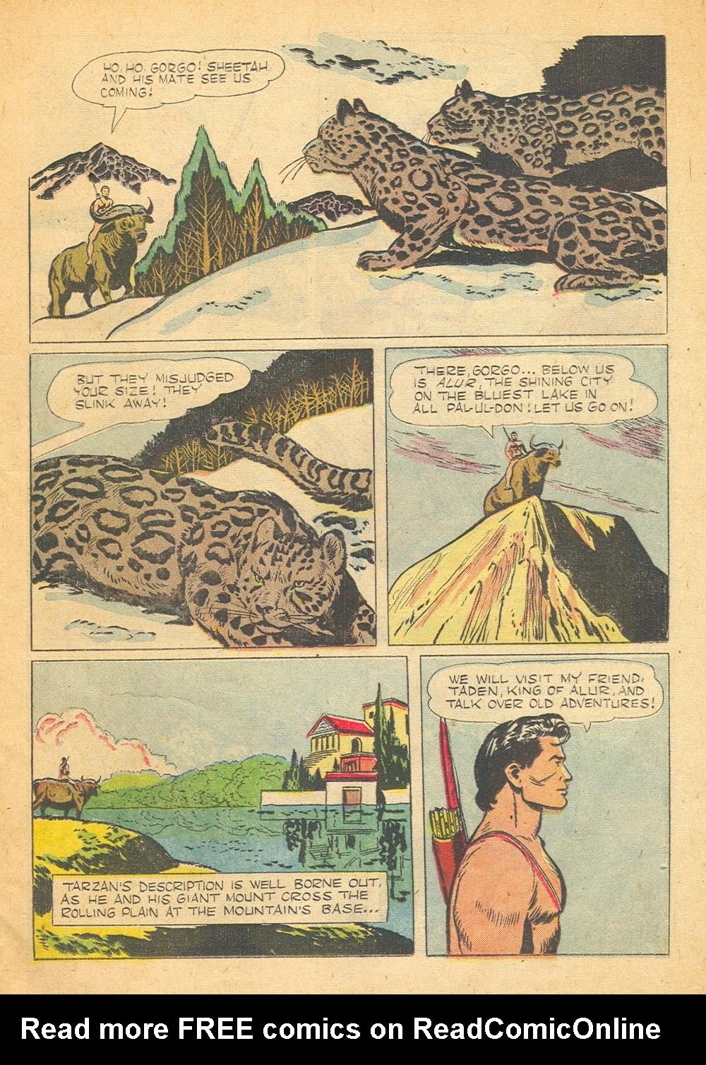 Tarzan (1948) issue 57 - Page 9