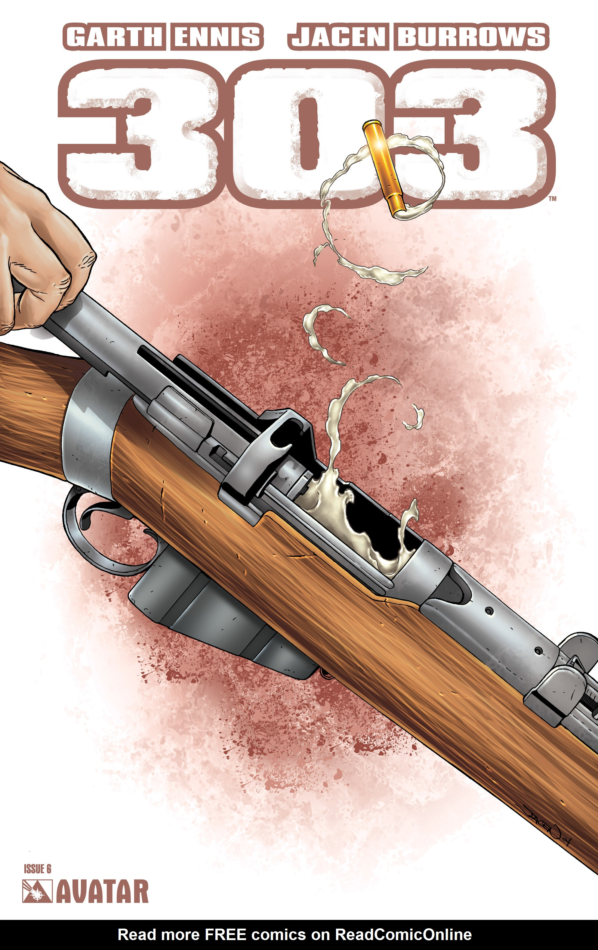 Read online 303 comic -  Issue #6 - 1