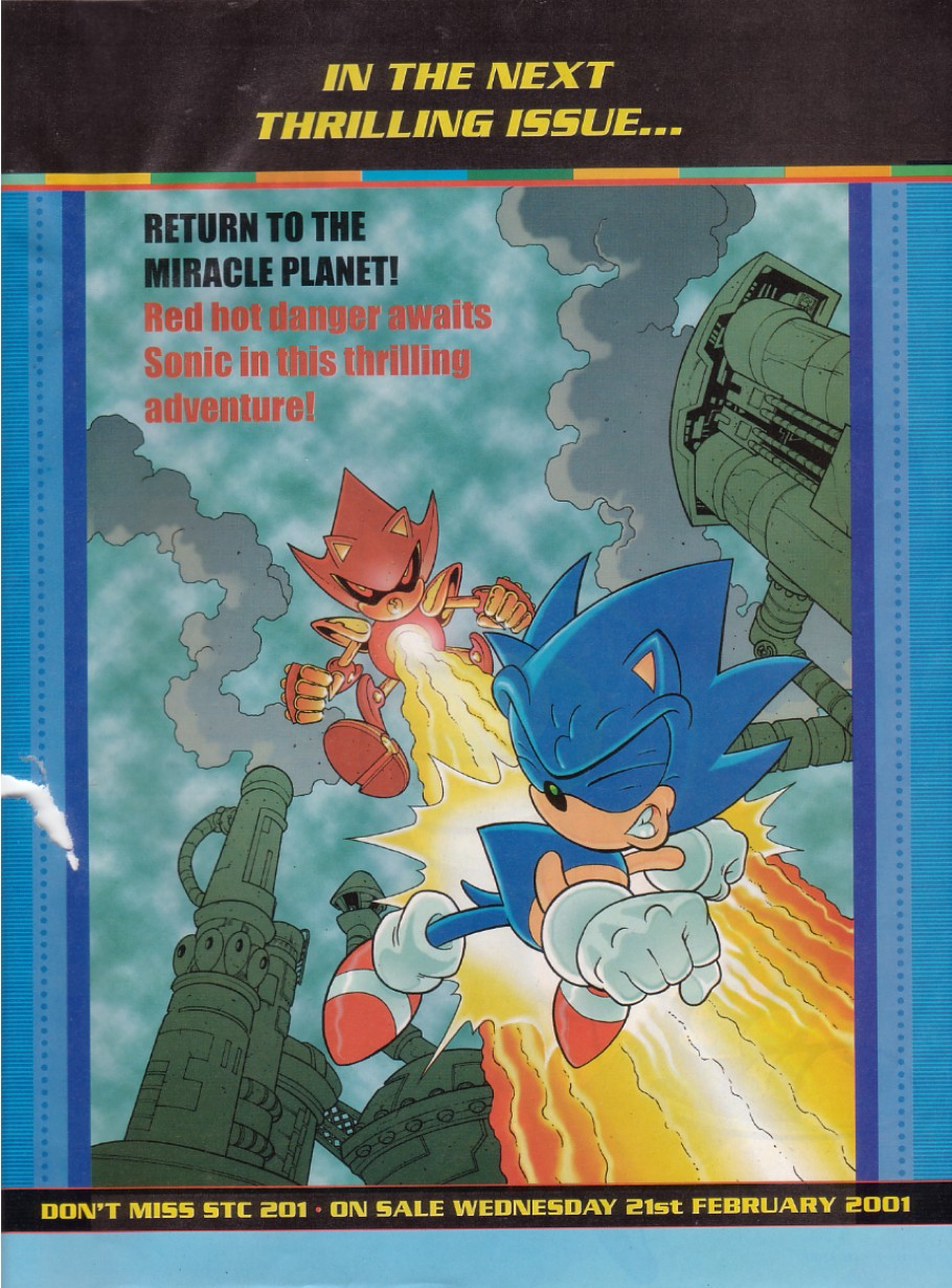 Read online Sonic the Comic comic -  Issue #200 - 5