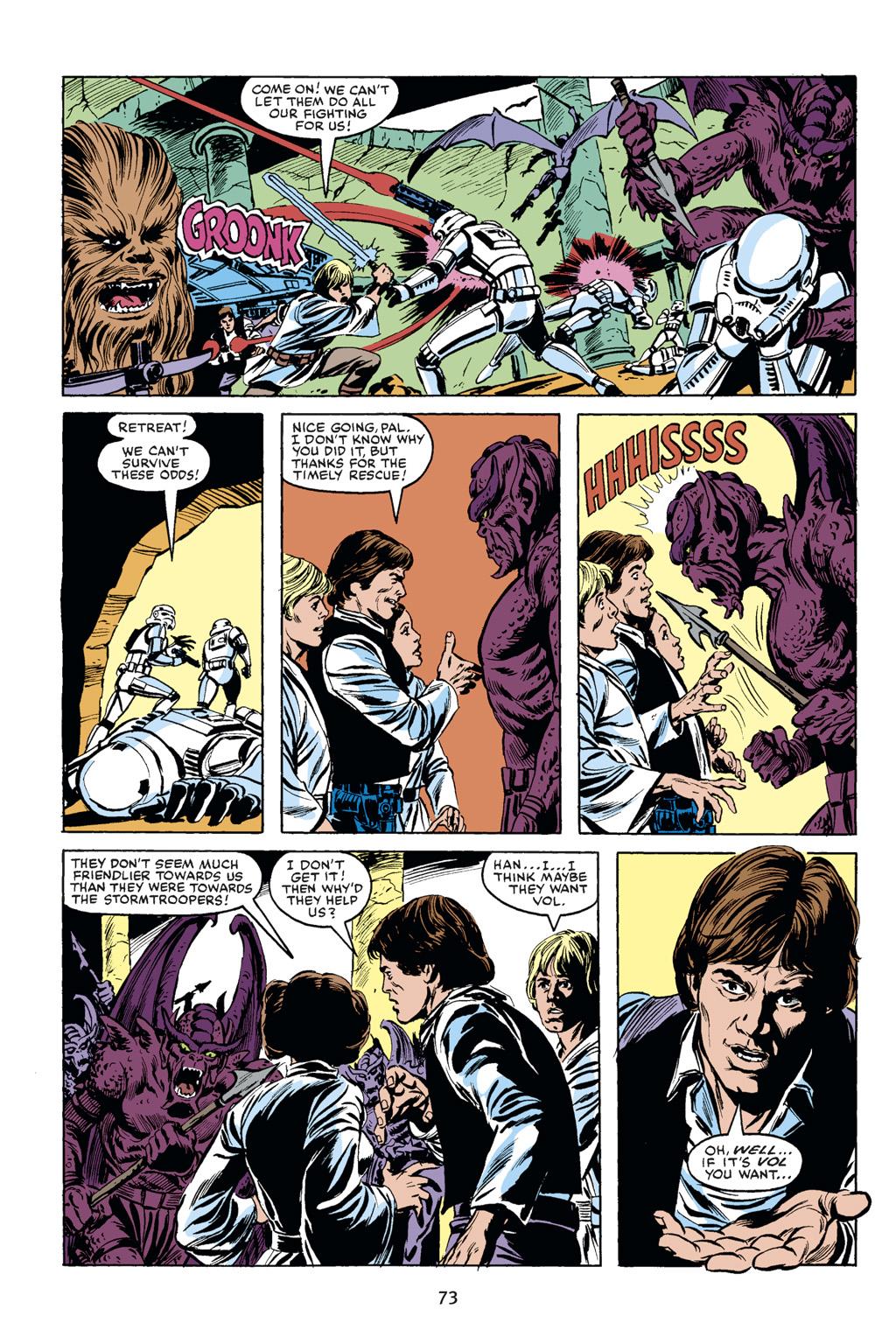 Read online Star Wars Omnibus comic -  Issue # Vol. 18 - 65