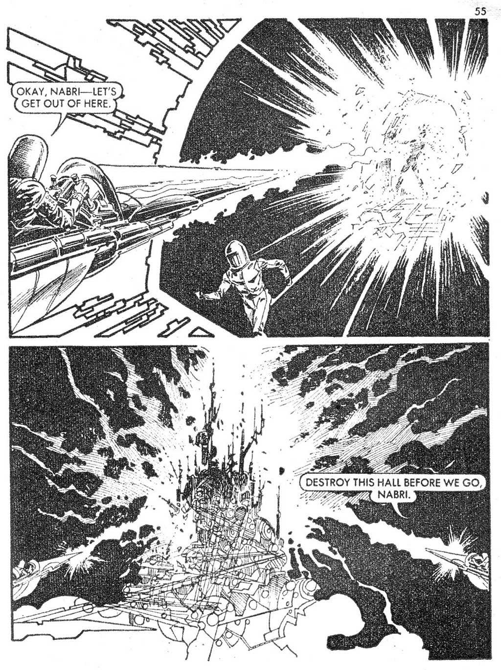 Starblazer issue 16 - Page 55