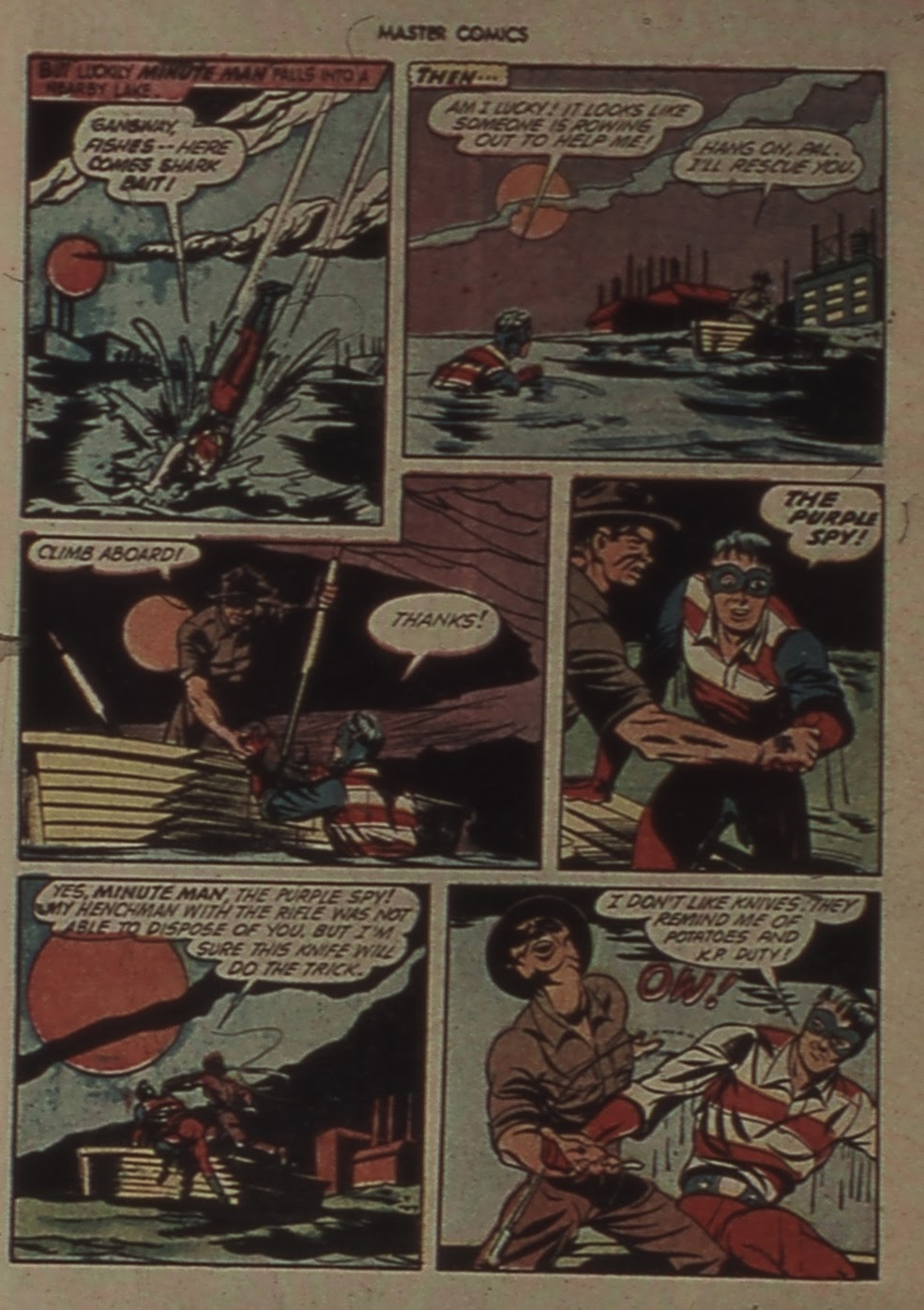Master Comics issue 48 - Page 44