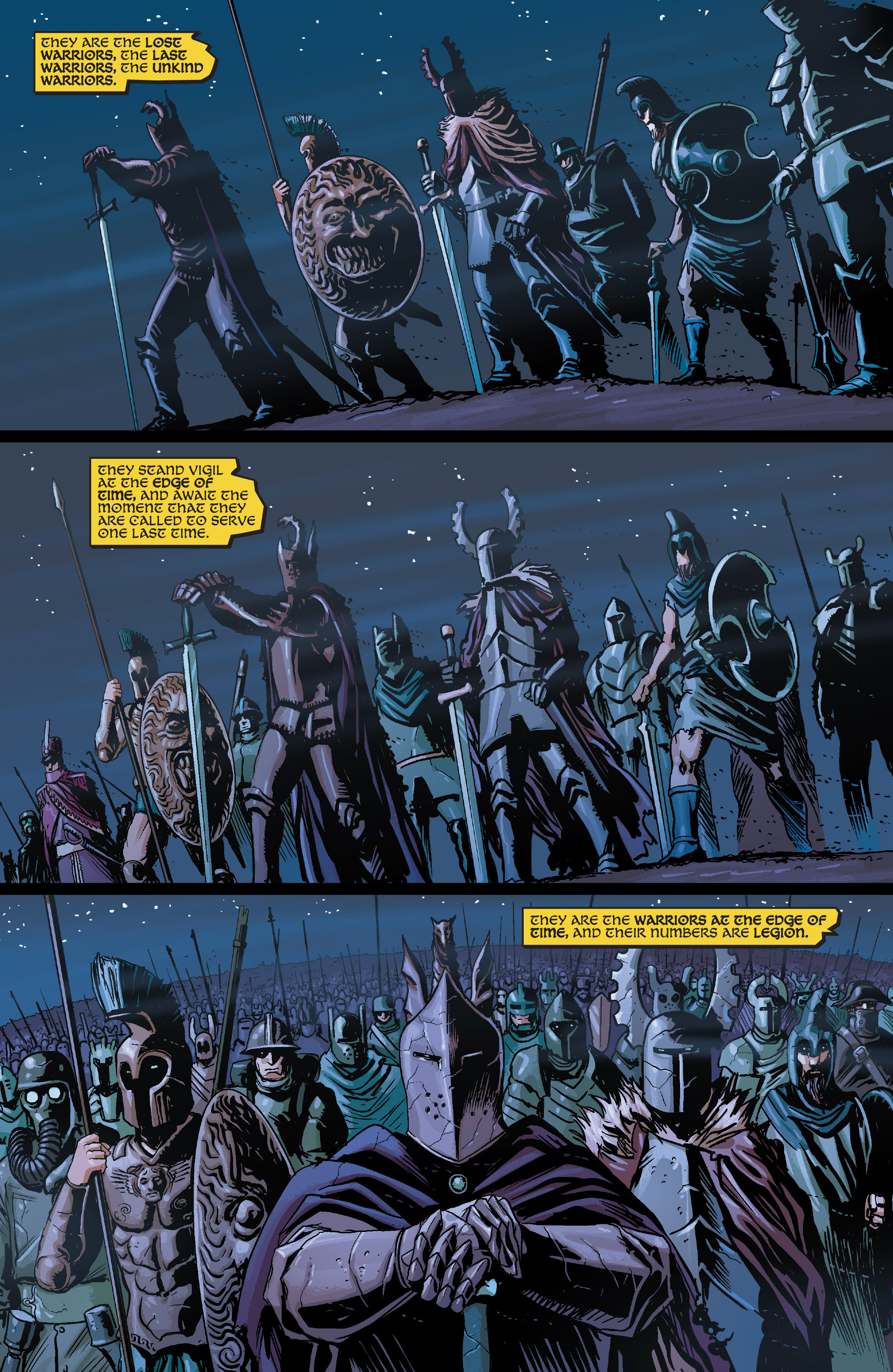 Read online Elric: The Balance Lost comic -  Issue # TPB 3 - 46