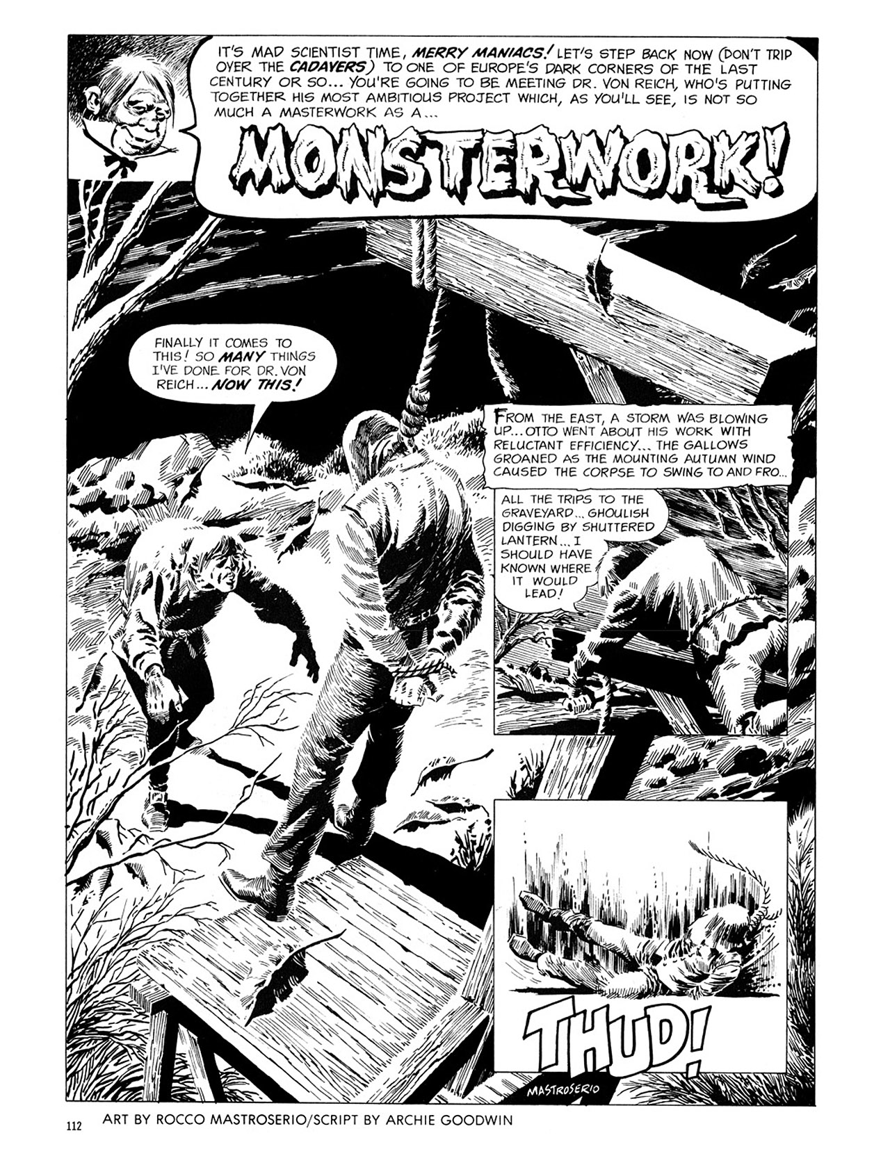 Read online Eerie Archives comic -  Issue # TPB 1 - 113
