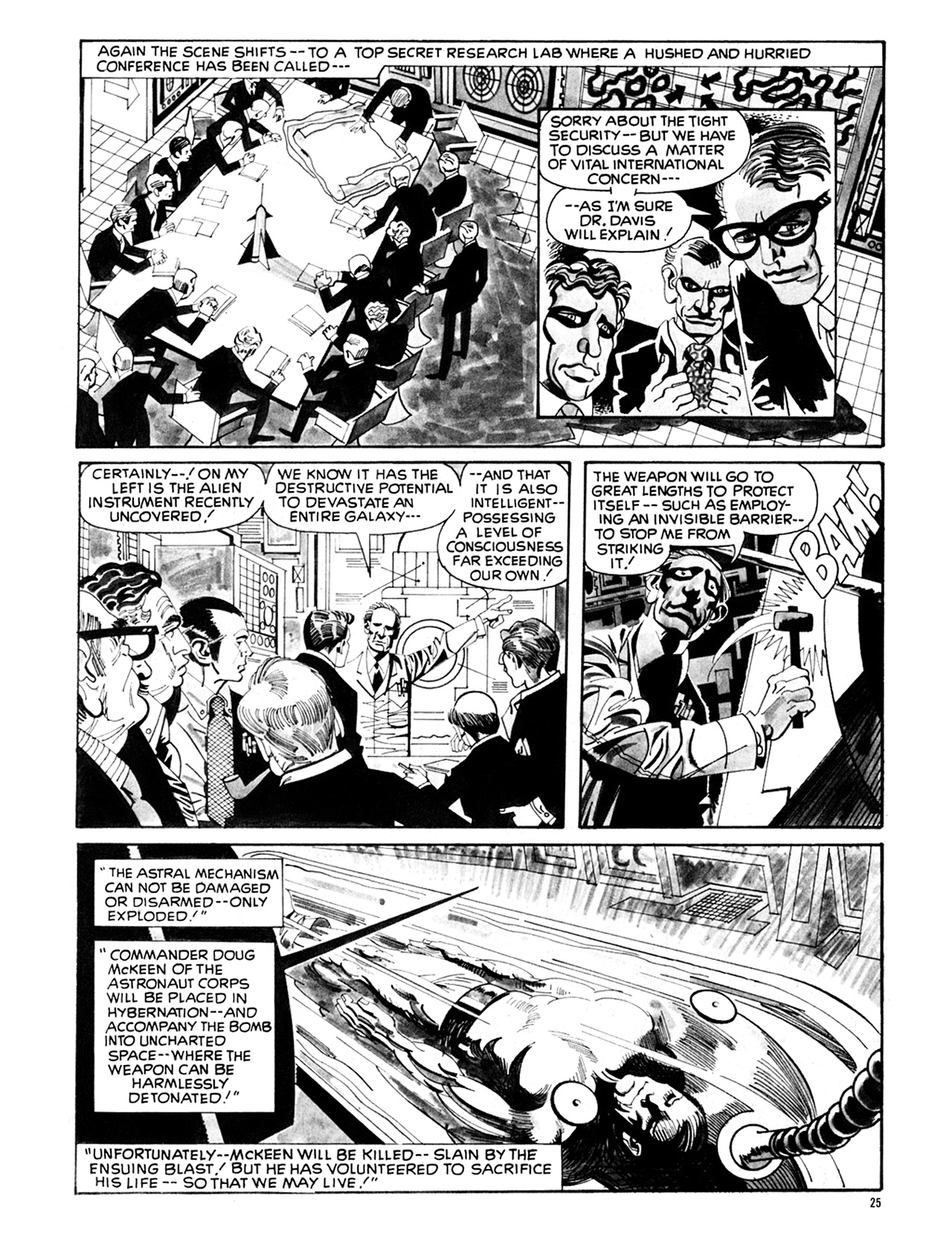Read online Eerie Archives comic -  Issue # TPB 9 - 26