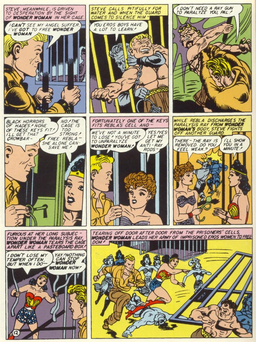 Read online Sensation (Mystery) Comics comic -  Issue #11 - 14