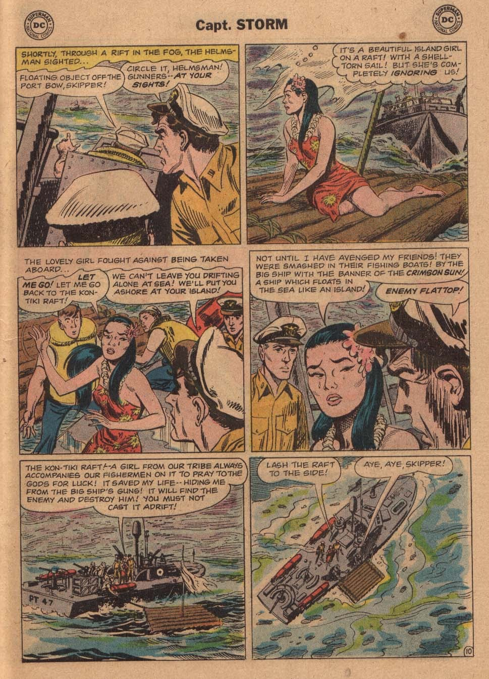 Capt. Storm issue 9 - Page 15