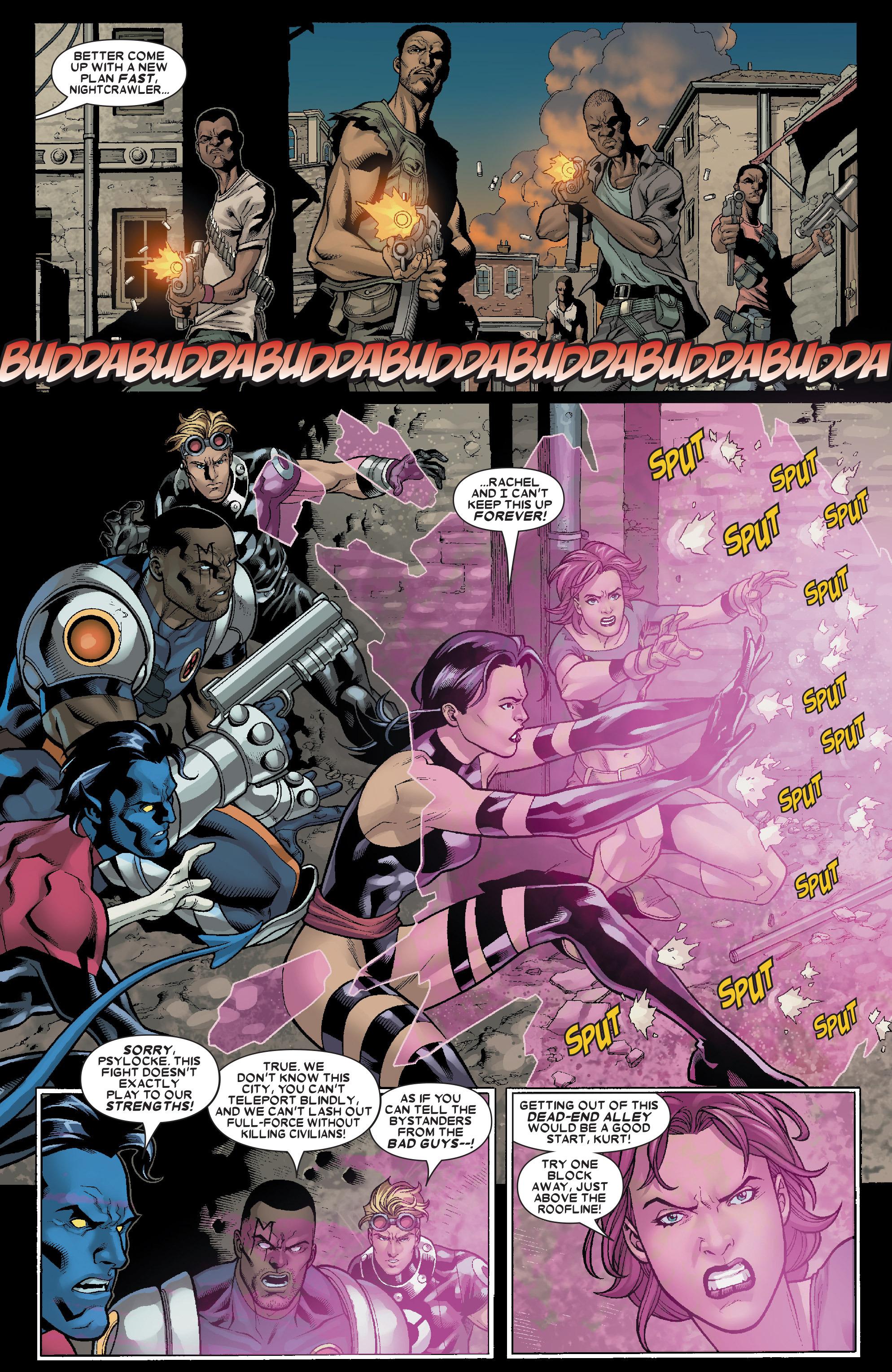 Read online Uncanny X-Men (1963) comic -  Issue # _Annual 1 (2006) - 21