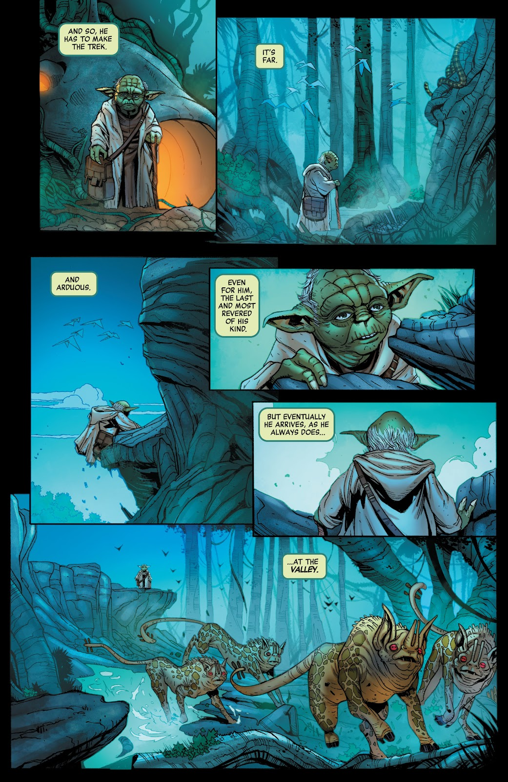 Read online Star Wars: Age of Rebellion - Heroes comic -  Issue # TPB - 96