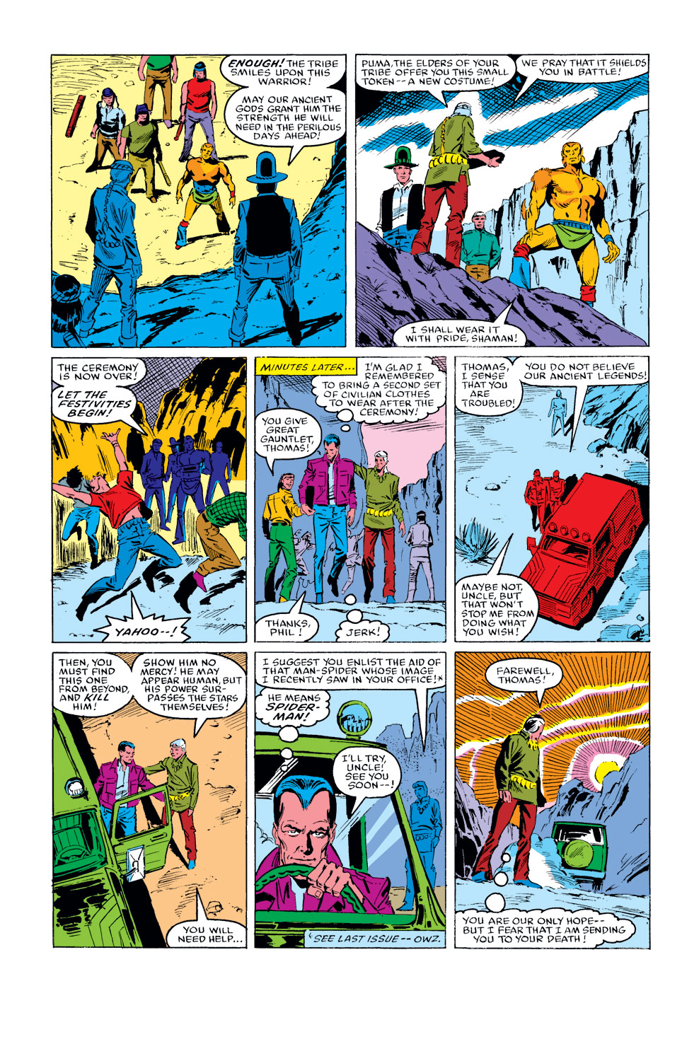 The Amazing Spider-Man (1963) 273 Page 4