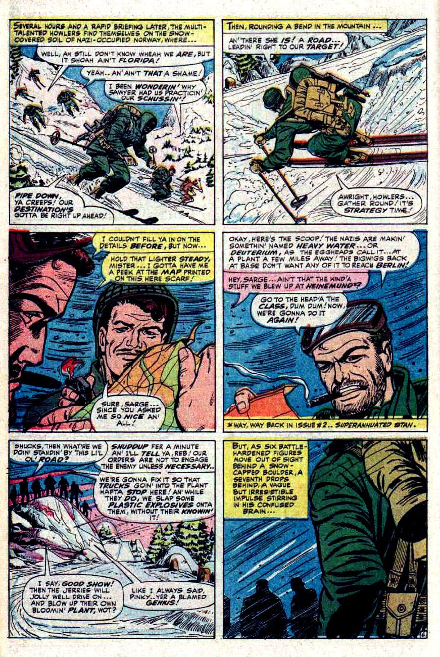 Read online Sgt. Fury comic -  Issue #32 - 10