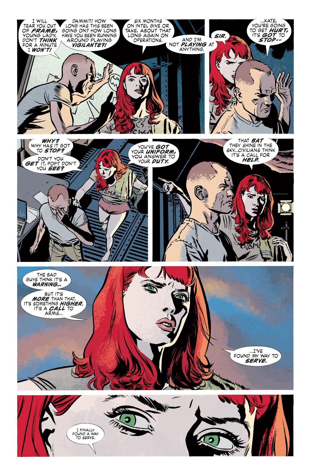 Read online Detective Comics (1937) comic -  Issue # _TPB Batwoman – Elegy (New Edition) (Part 2) - 27