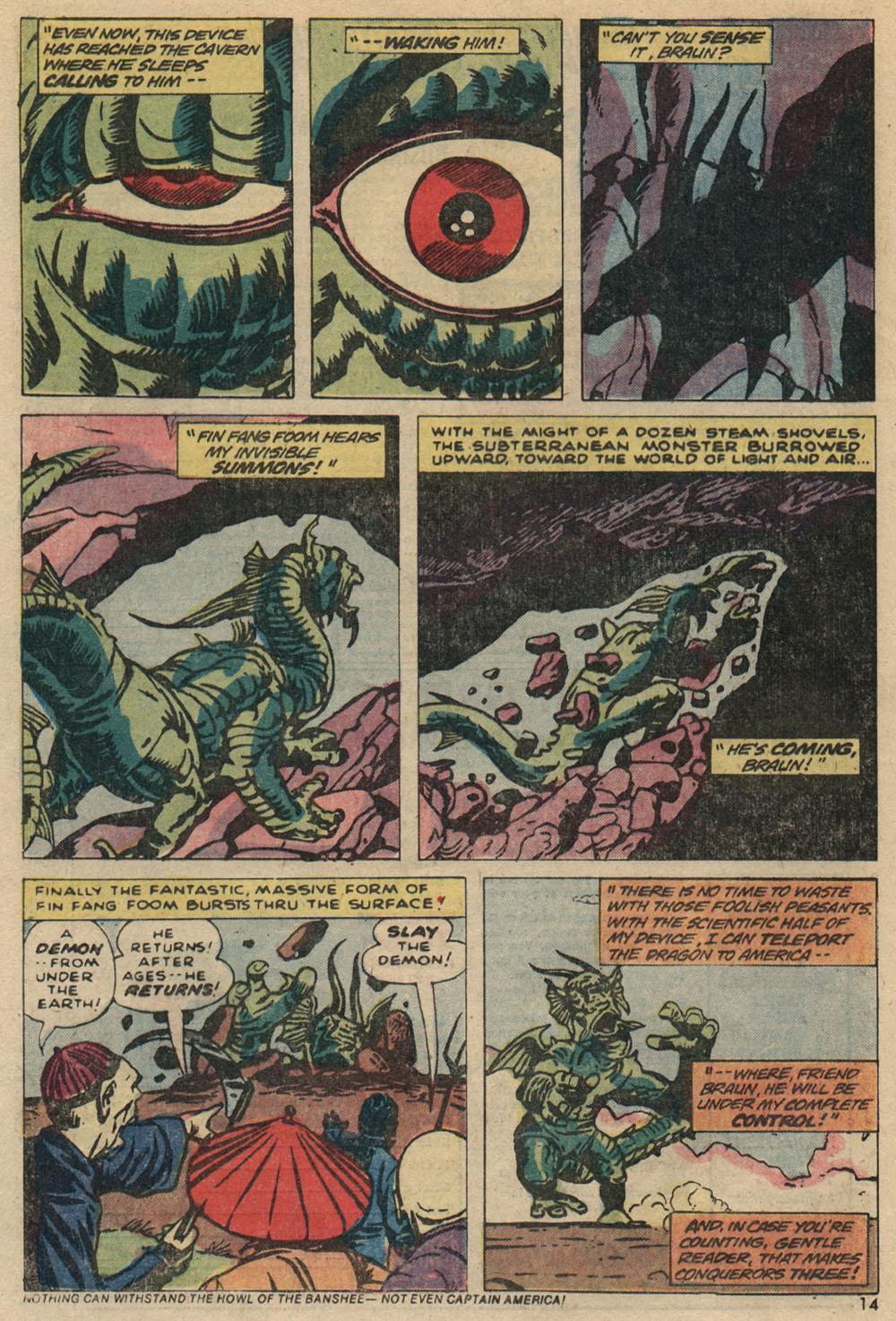 Read online Astonishing Tales (1970) comic -  Issue #23 - 9