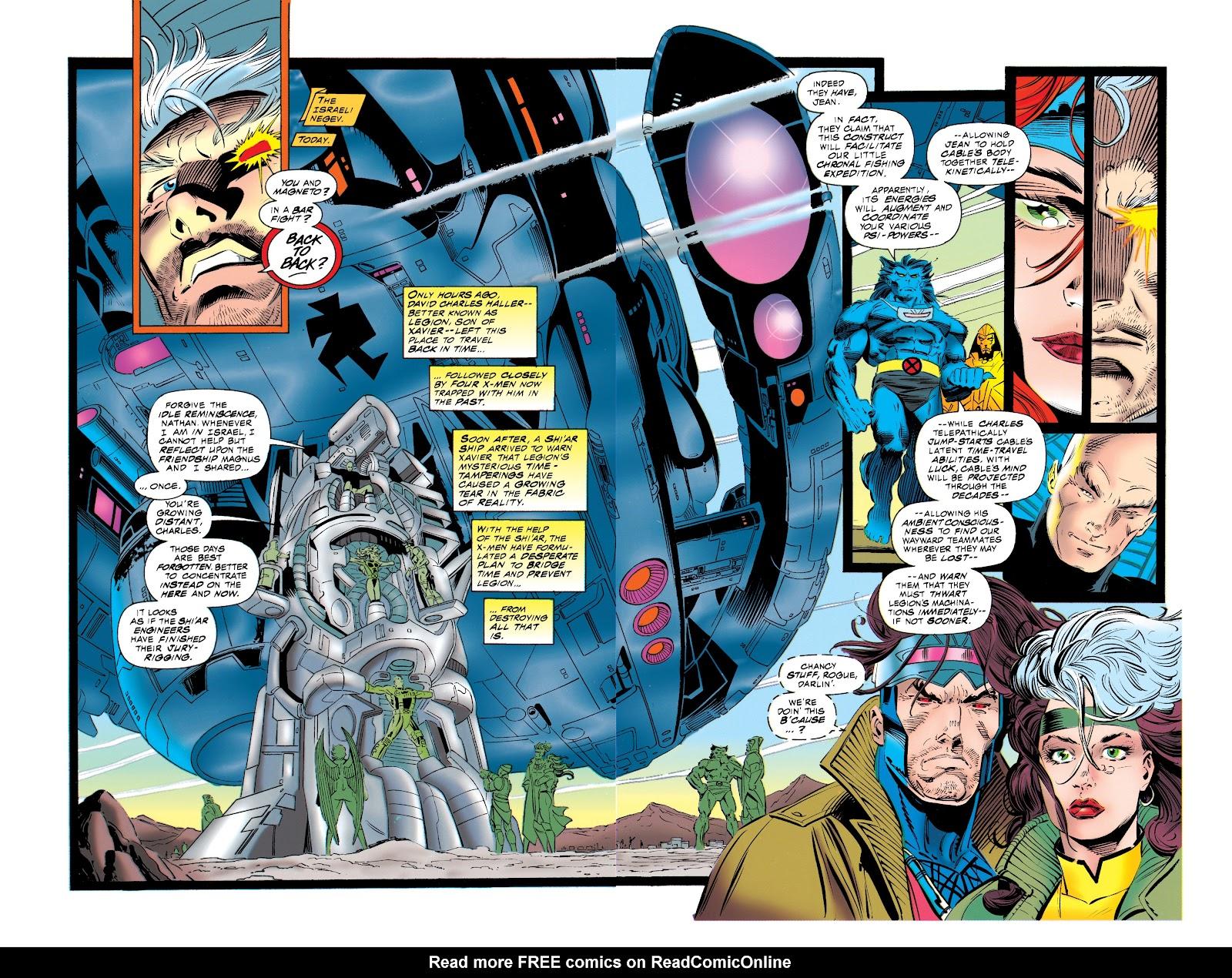 Uncanny X-Men (1963) issue 321 - Page 10