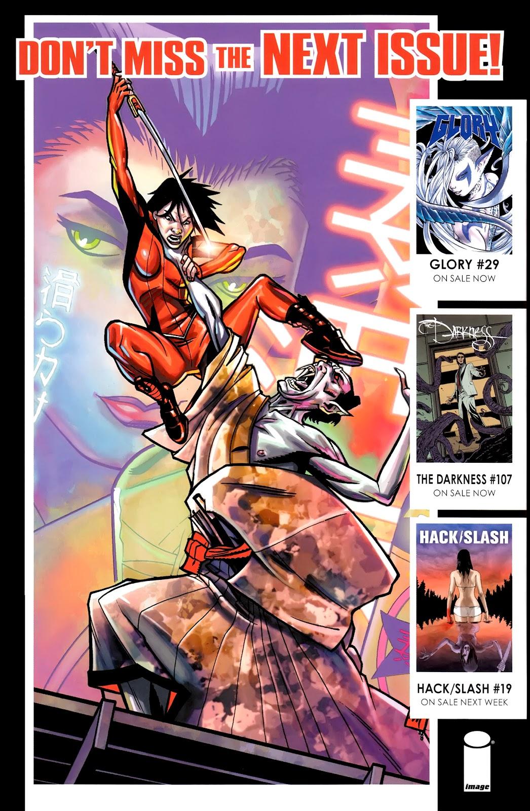 Read online Shinku comic -  Issue #5 - 26