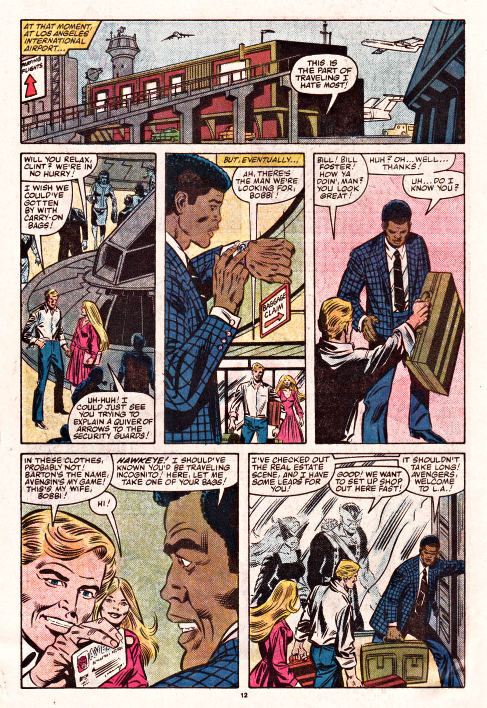 The Avengers (1963) 244 Page 12