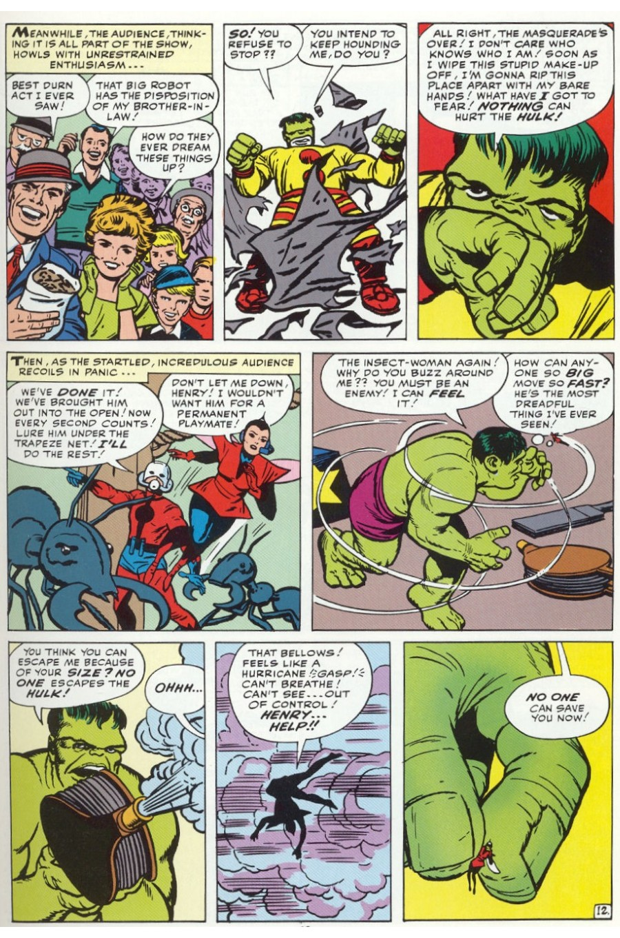 The Avengers (1963) 1 Page 12