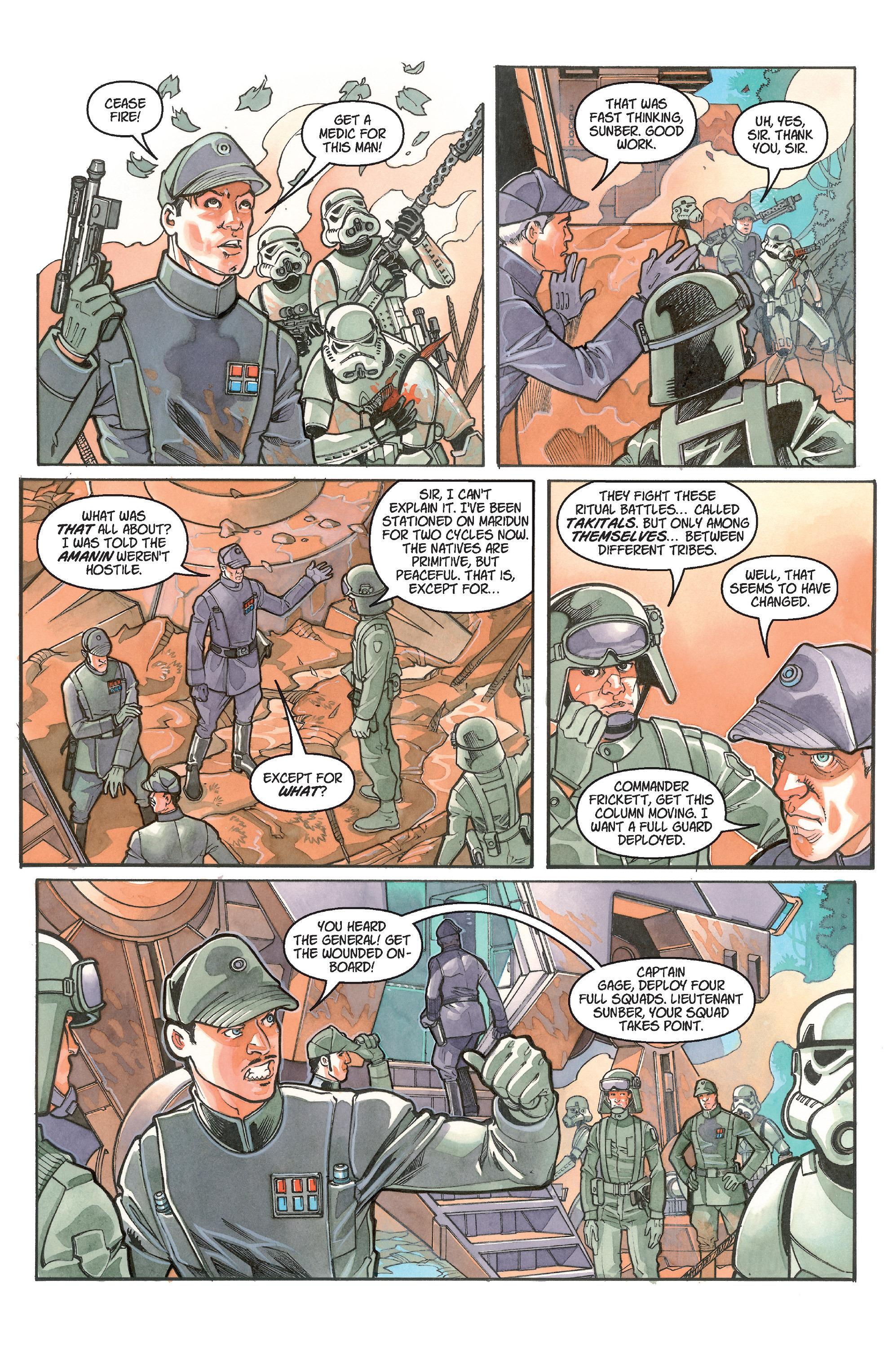 Read online Star Wars Omnibus comic -  Issue # Vol. 22 - 141