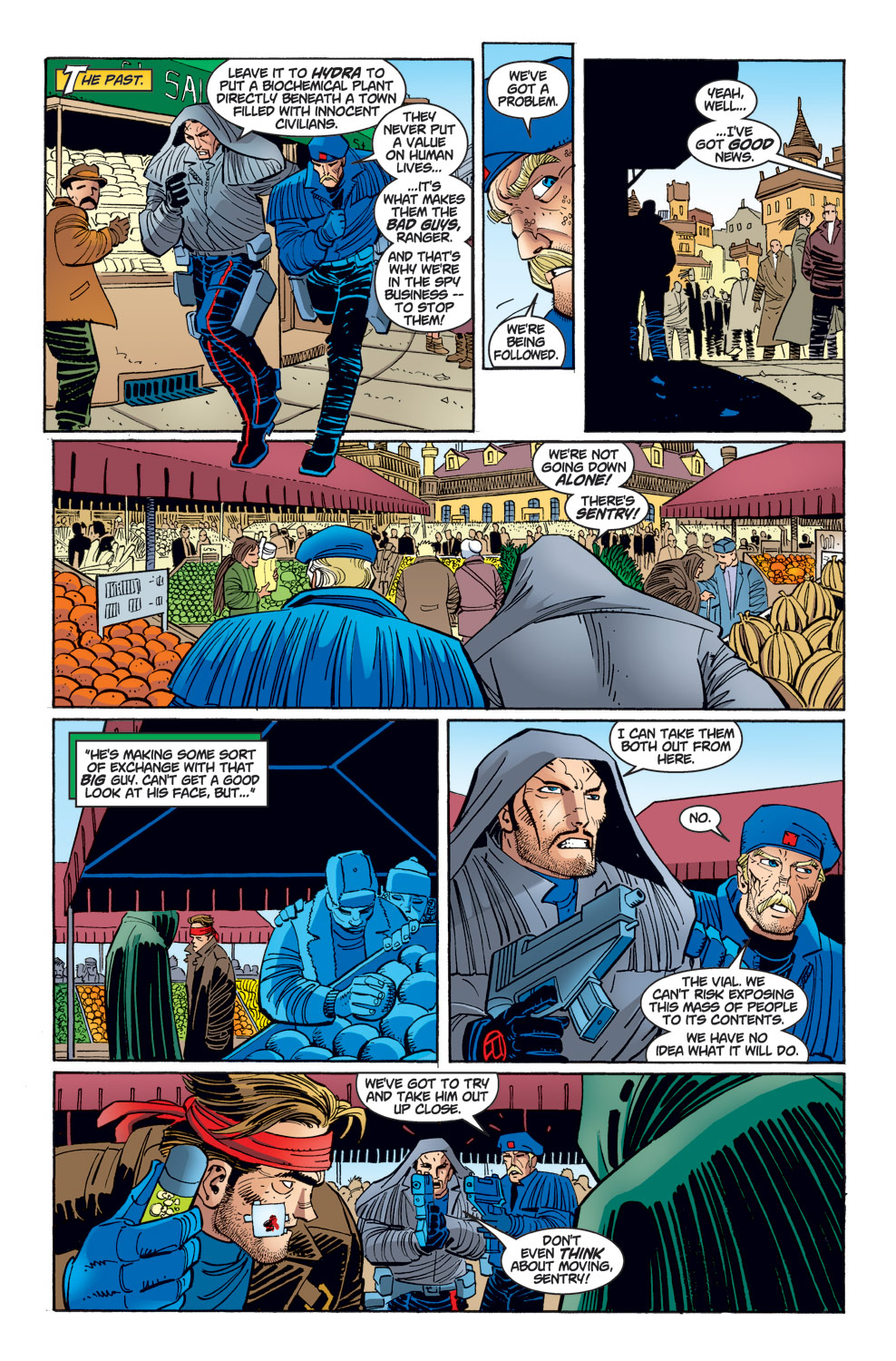 The Amazing Spider-Man (1999) 23 Page 17