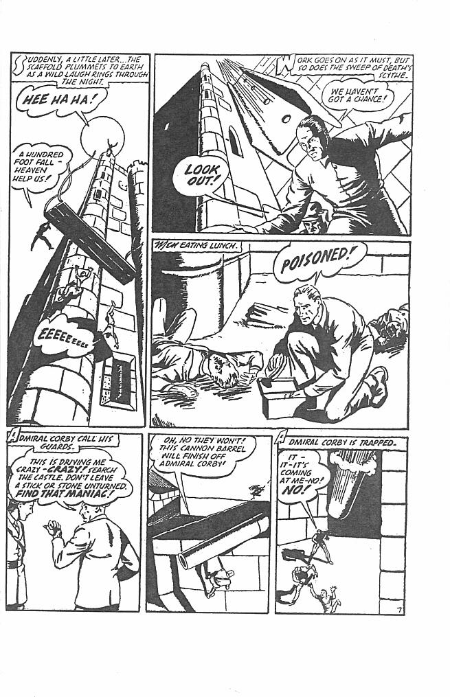 Read online Men of Mystery Comics comic -  Issue #38 - 29