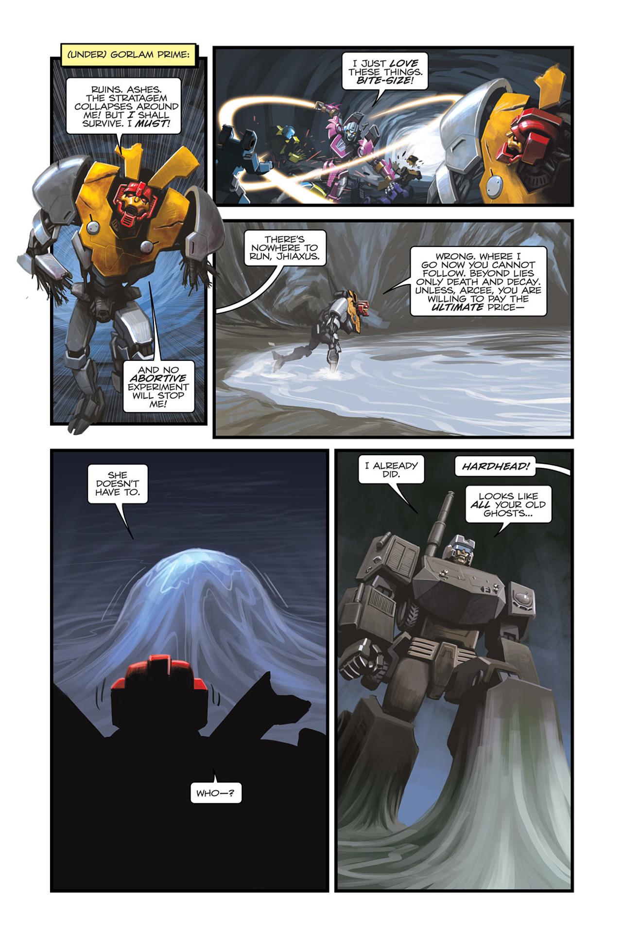 Read online Transformers Spotlight: Sideswipe comic -  Issue # Full - 23