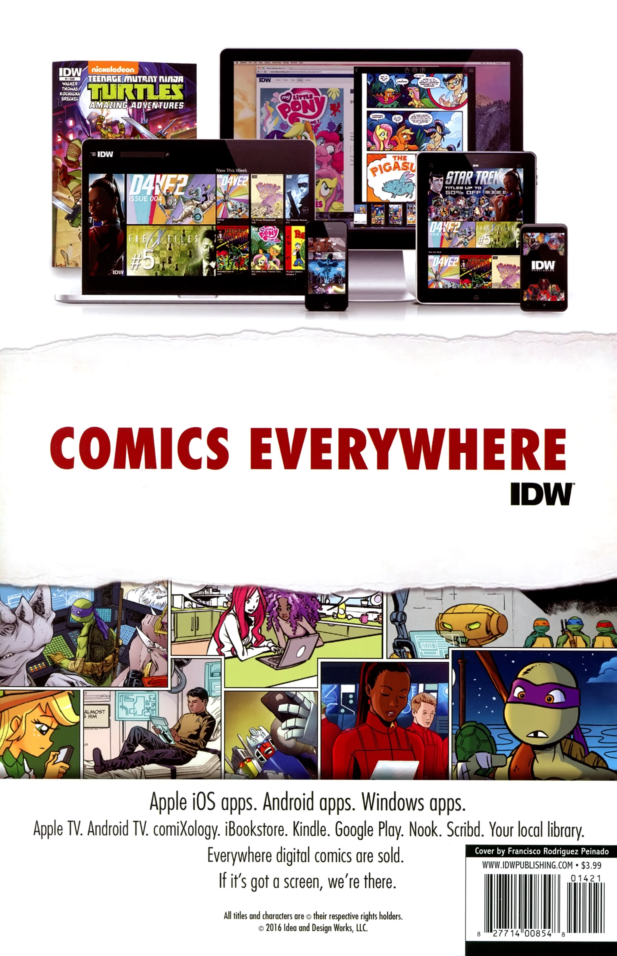 Read online Donald Duck (2015) comic -  Issue #14 - 44
