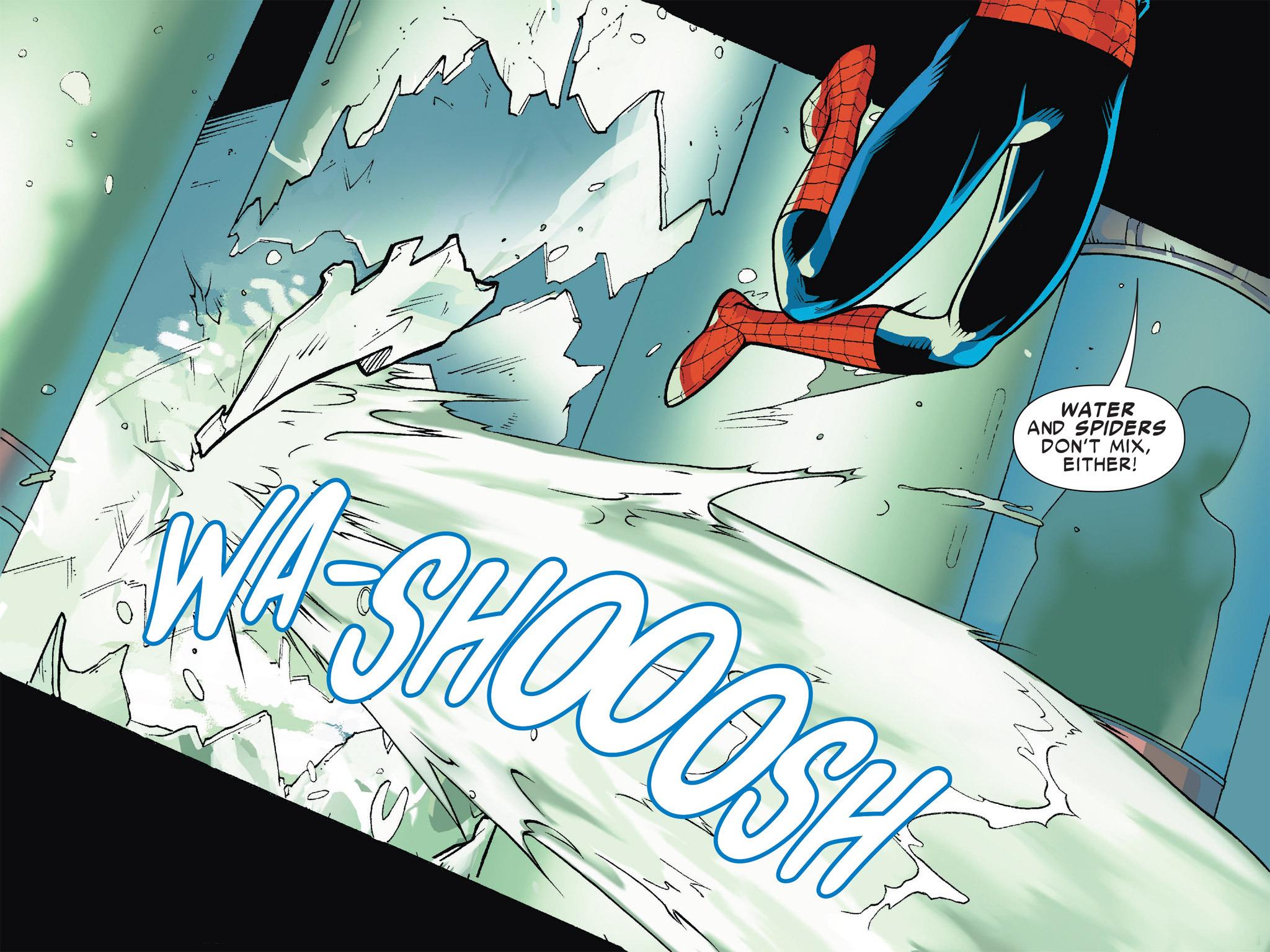 Read online Ultimate Spider-Man (Infinite Comics) (2016) comic -  Issue #5 - 38