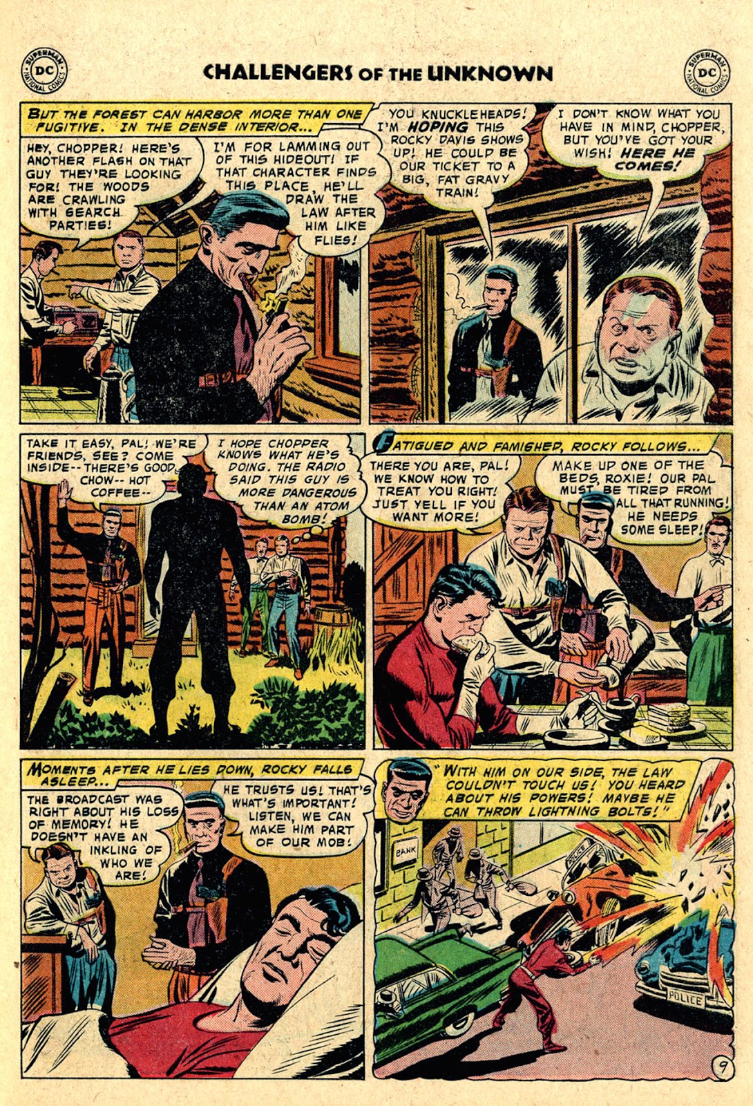 Challengers of the Unknown (1958) issue 3 - Page 27