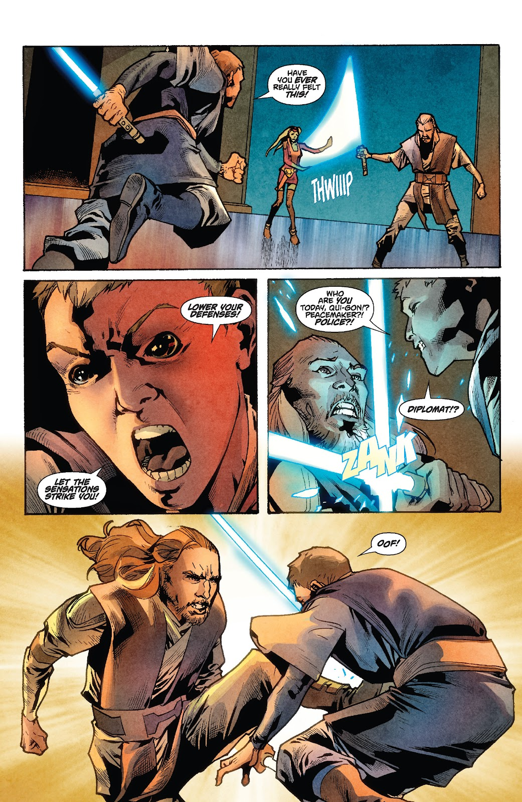 Read online Star Wars Legends: Rise of the Sith - Epic Collection comic -  Issue # TPB 1 (Part 2) - 94