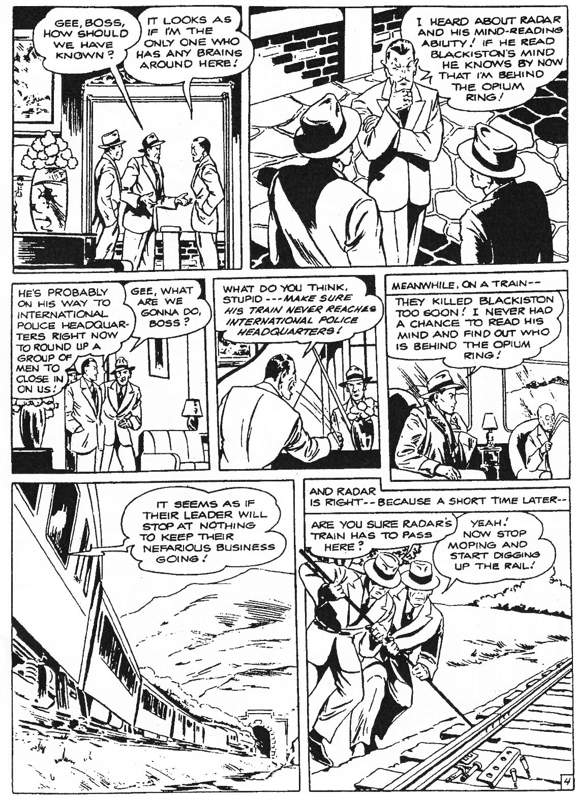 Read online Men of Mystery Comics comic -  Issue #75 - 37