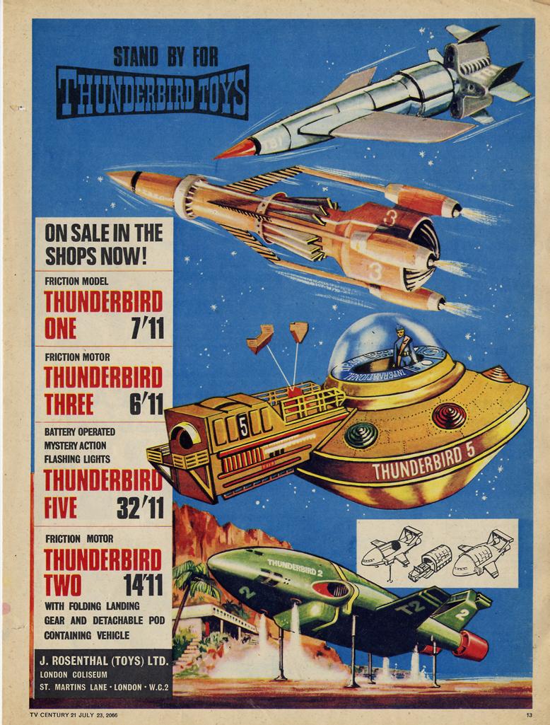 Read online TV Century 21 (TV 21) comic -  Issue #79 - 12