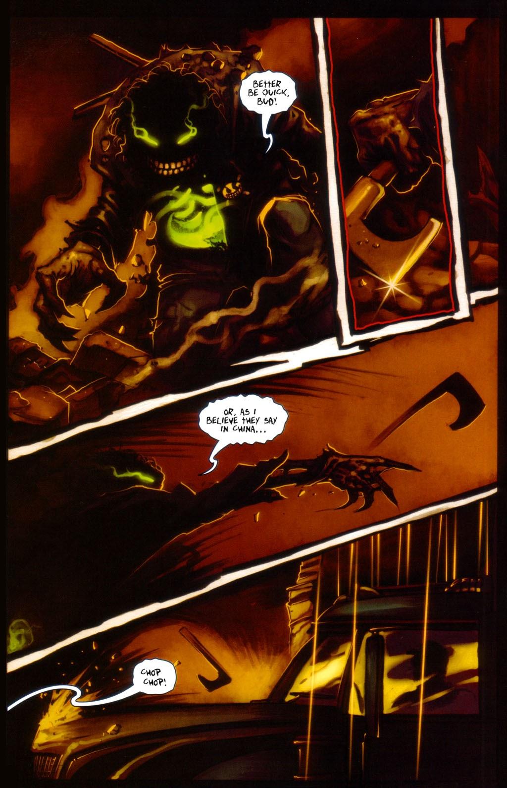 Read online Evil Ernie in Santa Fe comic -  Issue #3 - 17