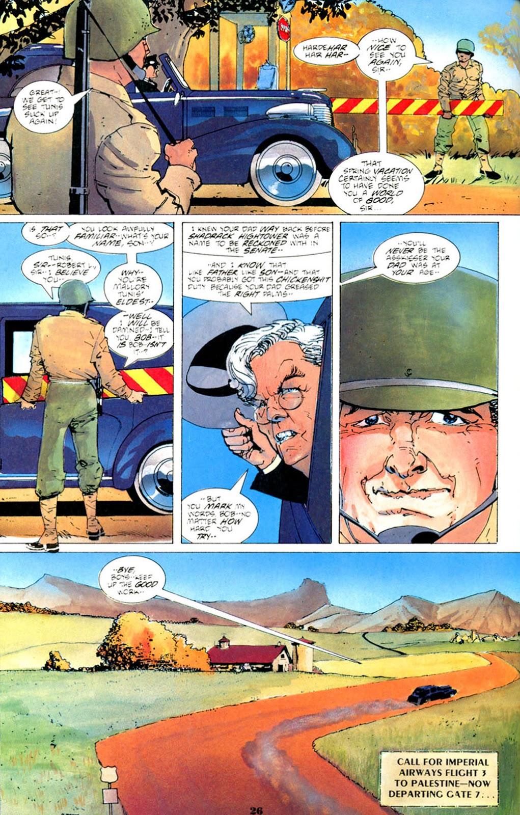 Blackhawk (1988) issue 1 - Page 28