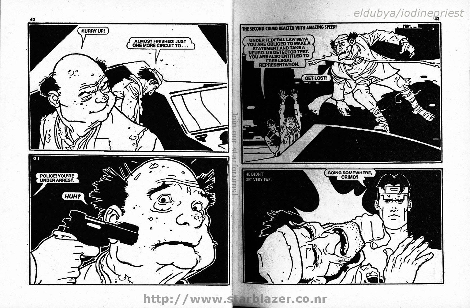 Starblazer issue 272 - Page 23