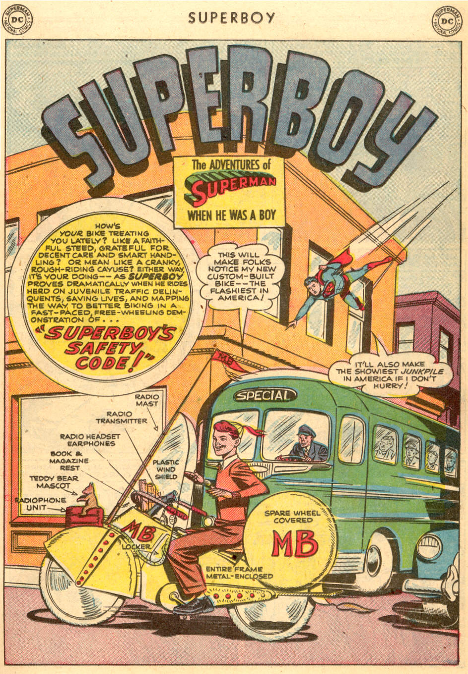 Superboy (1949) issue 20 - Page 13