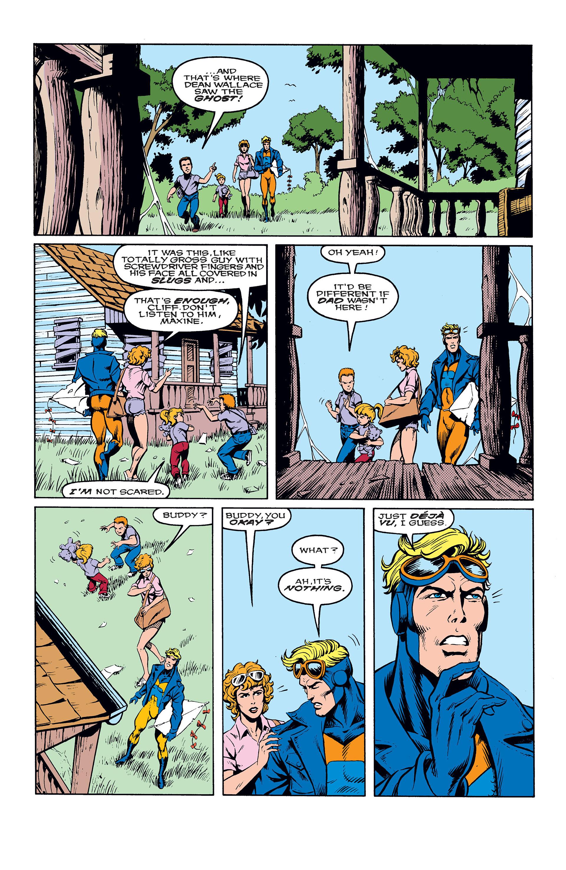 Read online Animal Man (1988) comic -  Issue #10 - 17