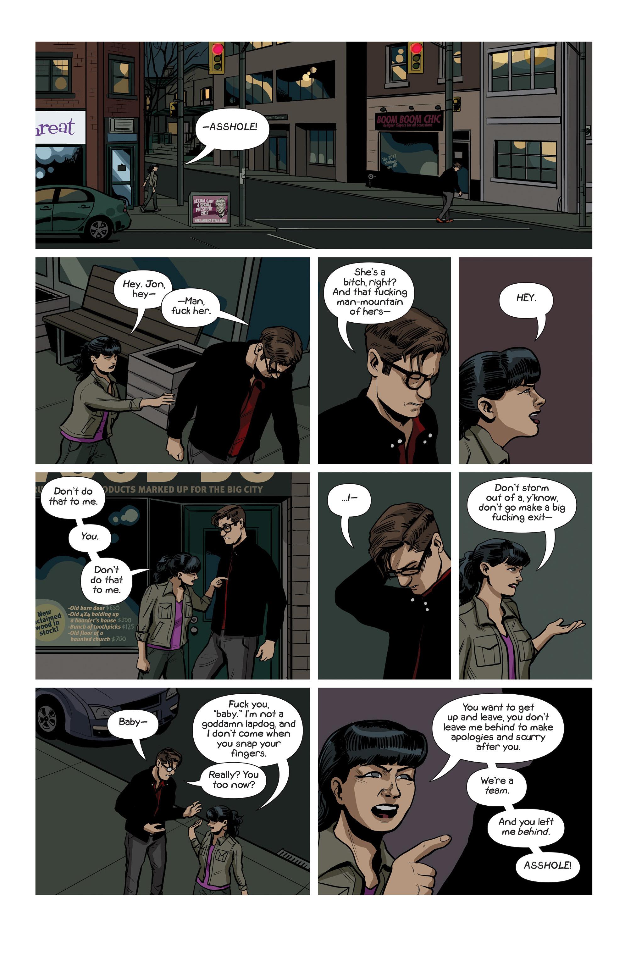 Read online Sex Criminals comic -  Issue #16 - 16