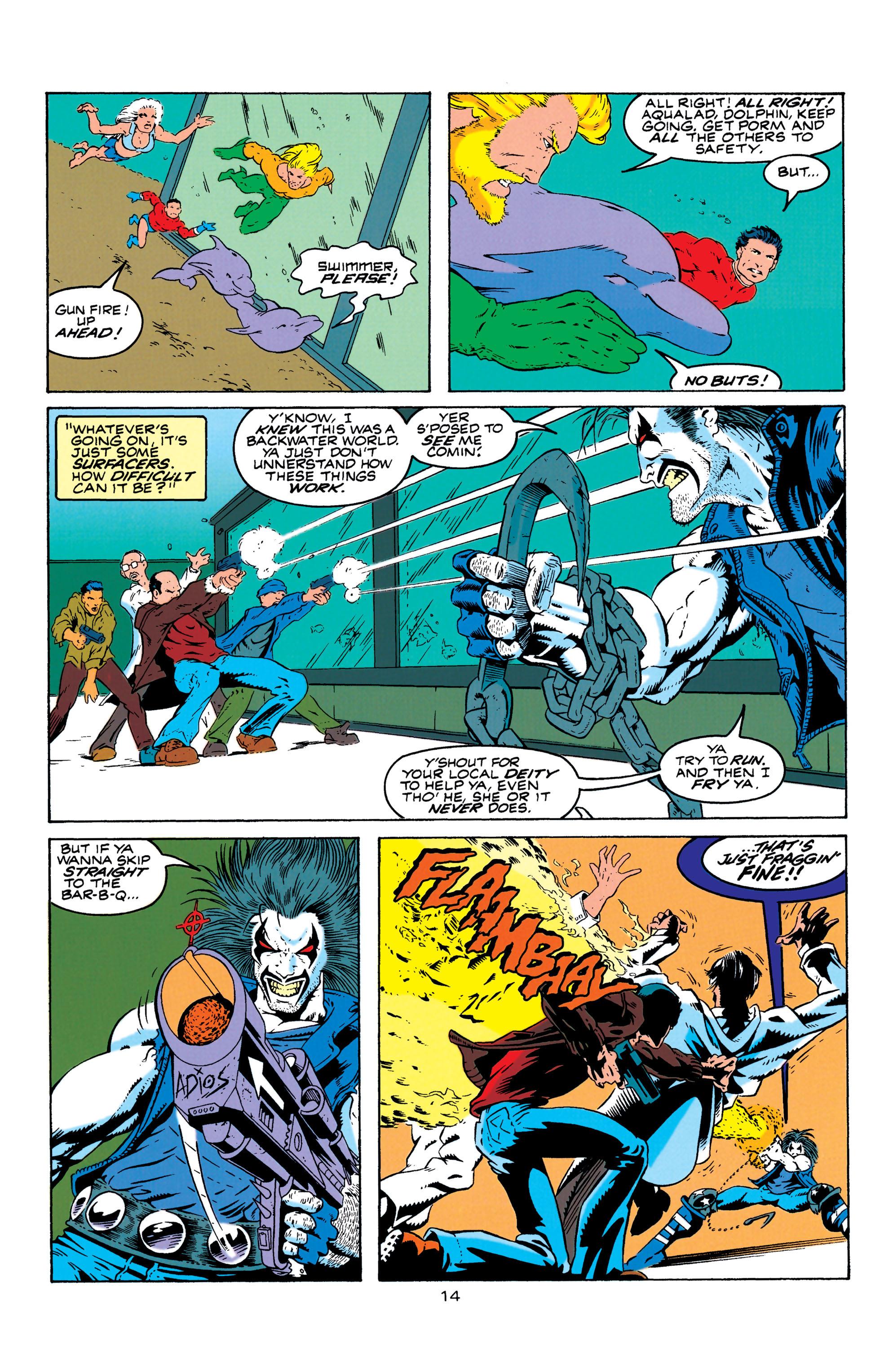 Read online Aquaman (1994) comic -  Issue #4 - 15
