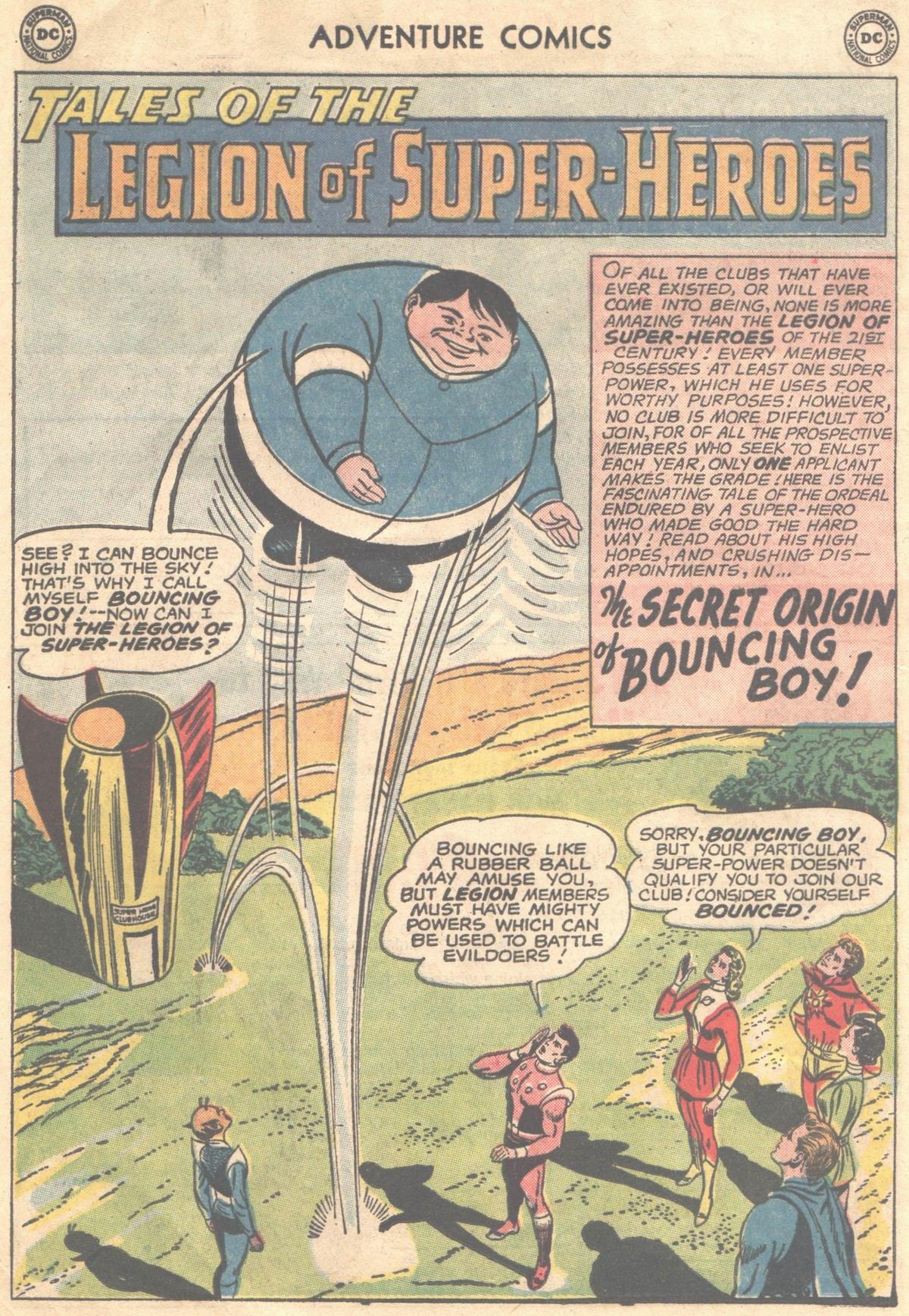 Read online Adventure Comics (1938) comic -  Issue #498 - 12