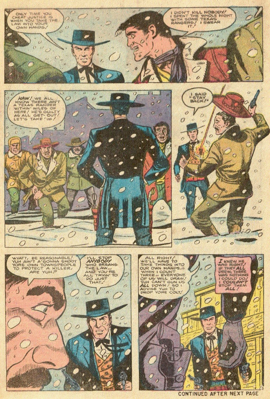 Wyatt Earp issue 32 - Page 4