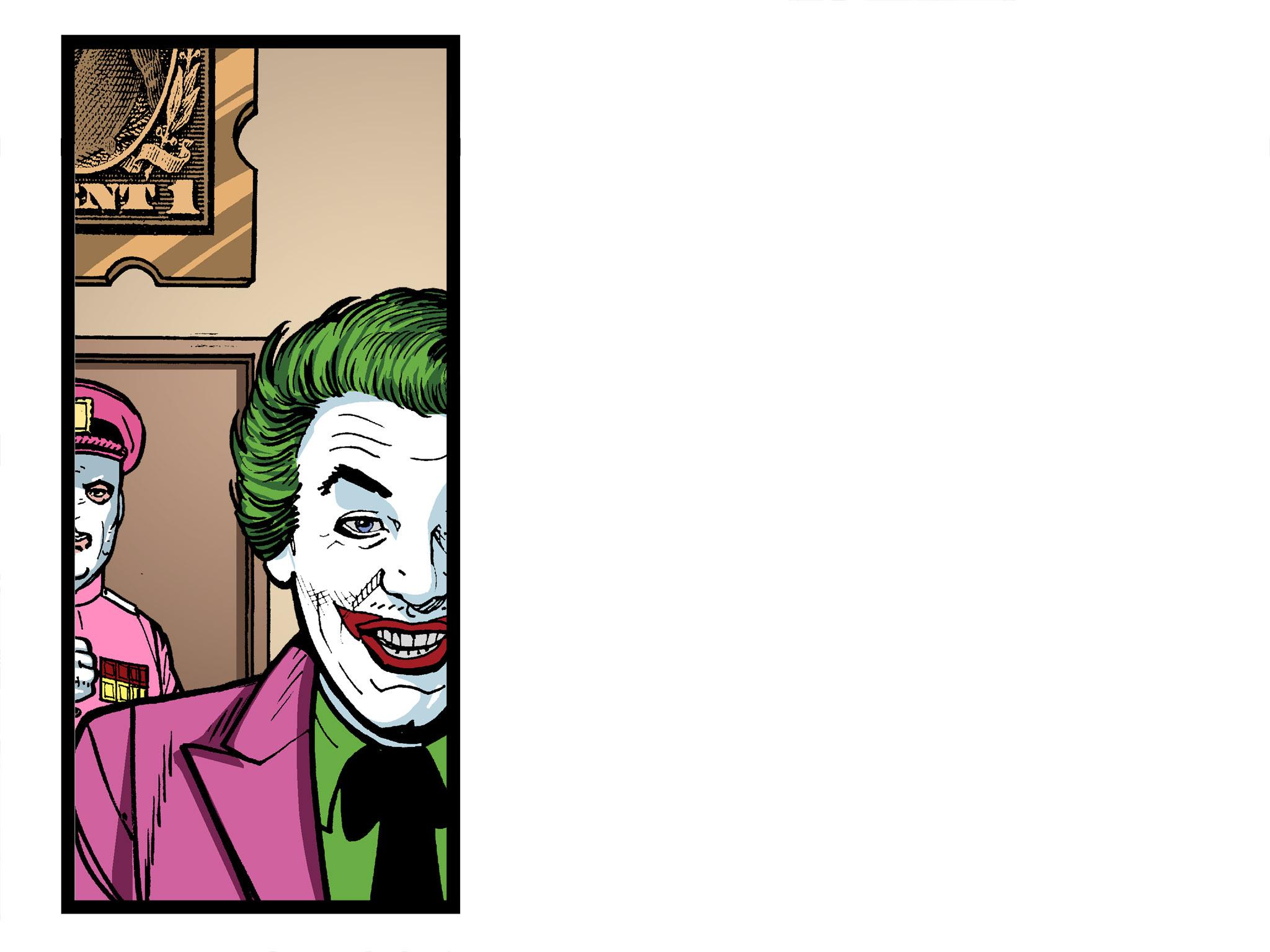 Read online Batman '66 Meets the Green Hornet [II] comic -  Issue #4 - 8