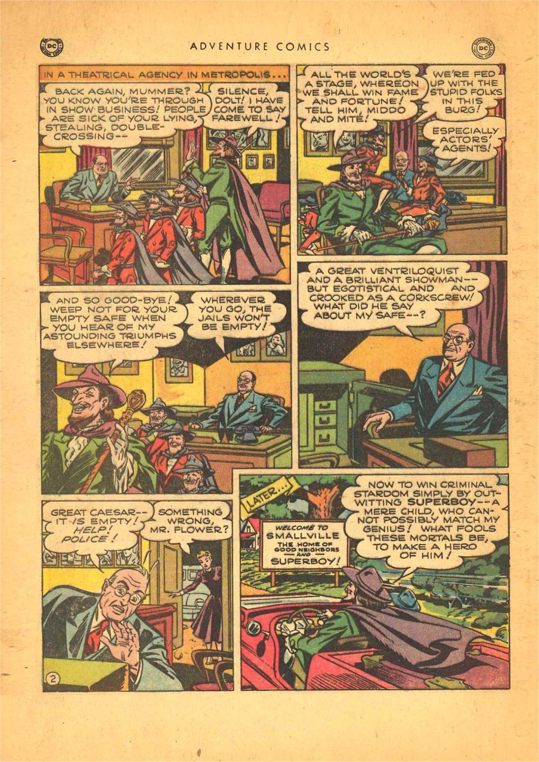 Read online Adventure Comics (1938) comic -  Issue #148 - 4