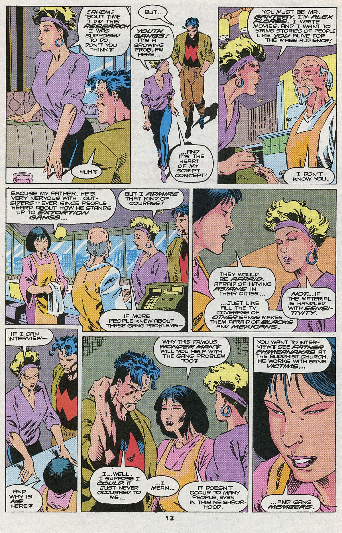 Read online Wonder Man (1991) comic -  Issue #10 - 9