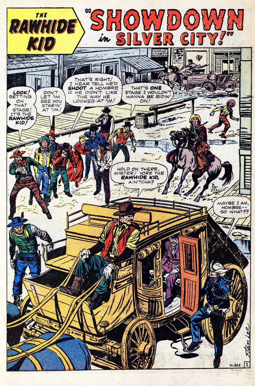 The Rawhide Kid (1955) issue 24 - Page 3