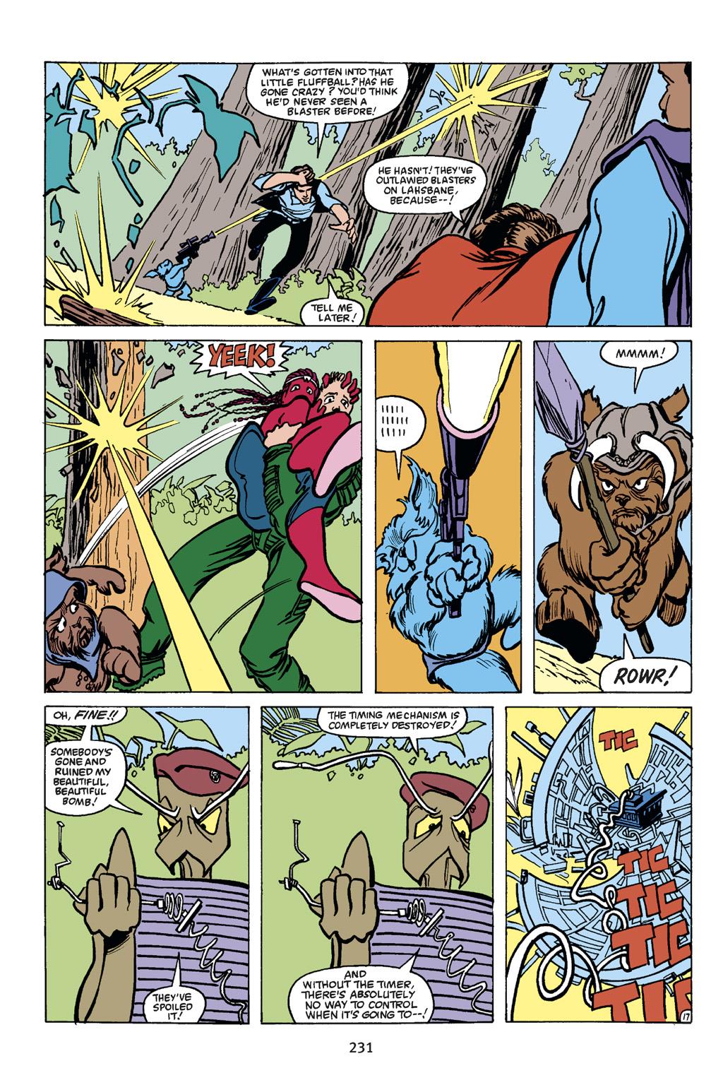 Read online Star Wars Omnibus comic -  Issue # Vol. 21 - 222