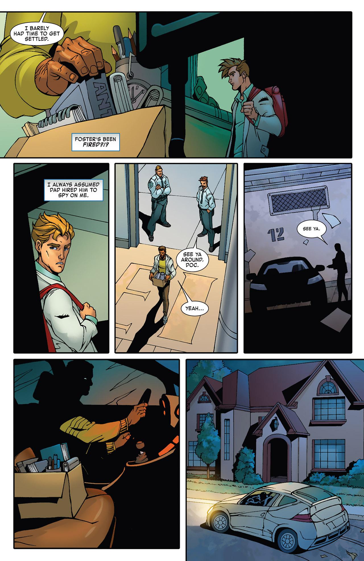 Read online Ant-Man: Season One comic -  Issue #Ant-Man: Season One Full - 33