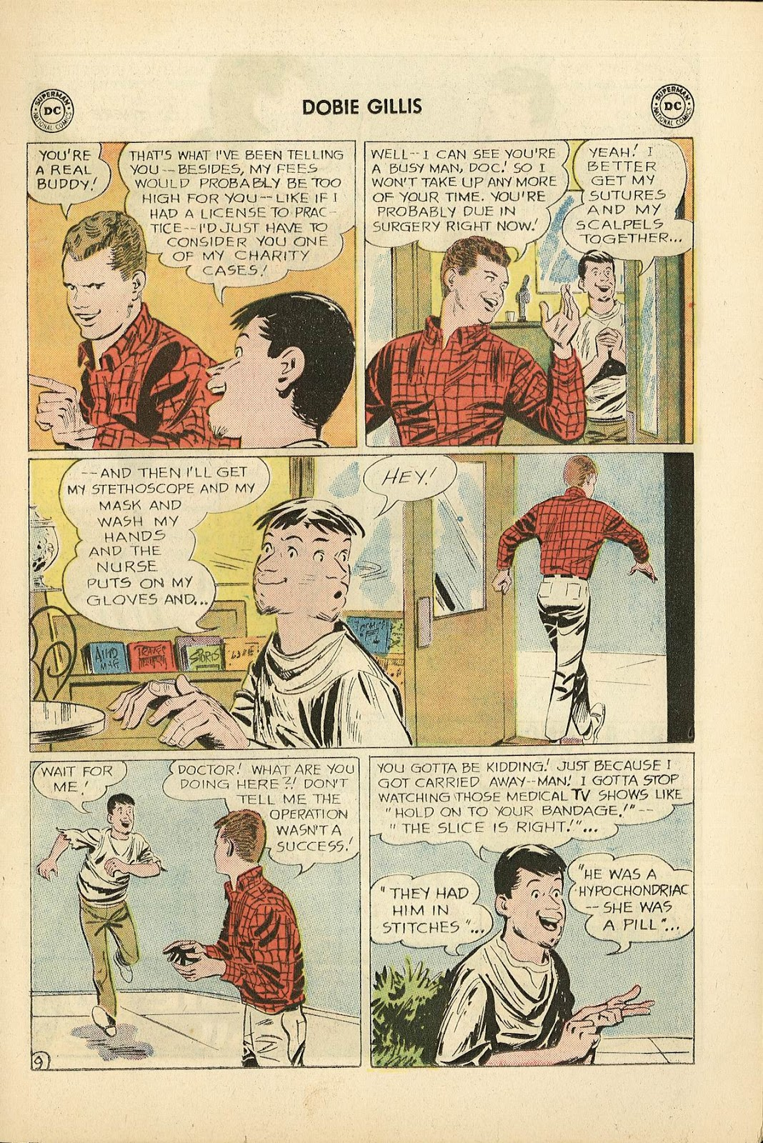 Many Loves of Dobie Gillis issue 22 - Page 11
